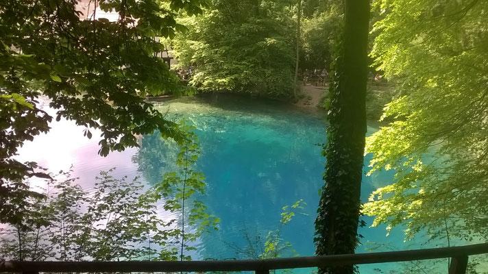 Blautopf Blaubeuren Juni2017