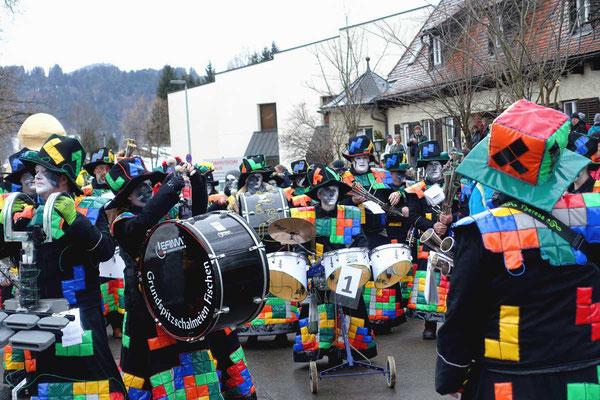 11.02. - Fasnachtsumzug Oberstdorf