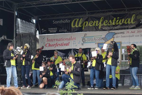 13.07.2019 - Stadtfest Sonthofen