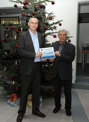 Firma SABA - Niederlande. Hilfe für Kinder in Not