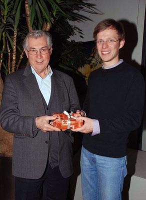 """Chor """"Aufwind"""" aus Augsburg-Haunstetten. Jubiläumskonzert 2010 zugunsten der Stiftung"""