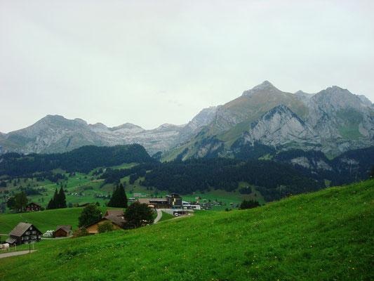 Bergstation Wildhaus Oberdorf