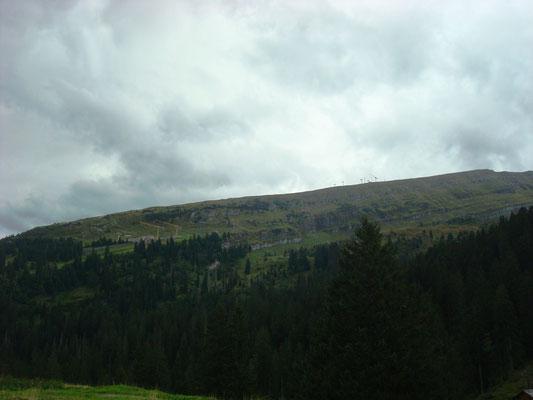 und die beien Bergstationen