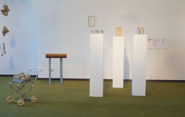 Installation: Sylvia Klein Foto Sylvia Klein