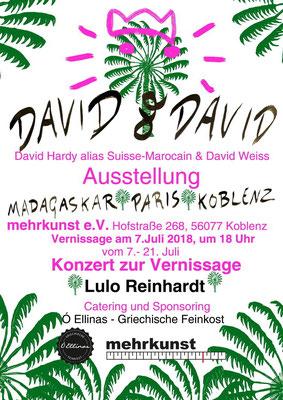 David & David, 2018