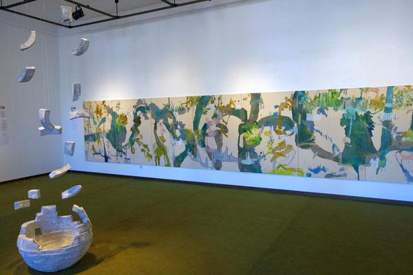 Malerei: Kerstin Degen, Skulptur: Adelheid Mosele