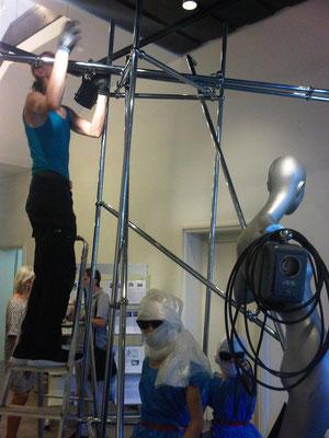 Installation: Steph Hardy