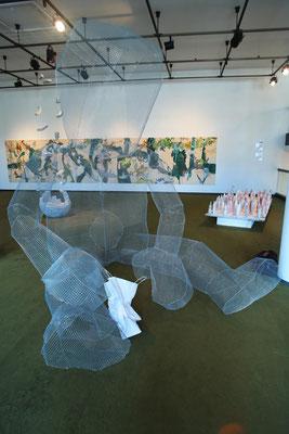 Skulptur: Sabine Gabor Foto Jo Zähringer