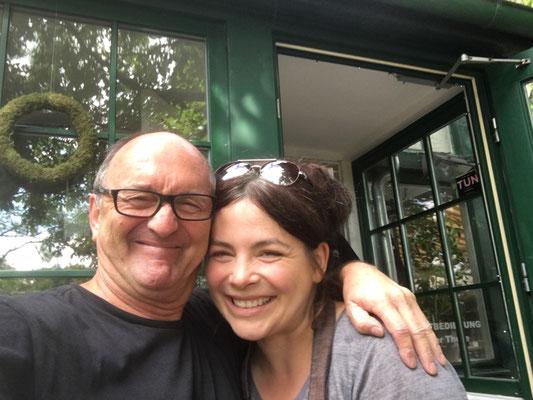 mit Maria Gross Bachstelze Erfurt