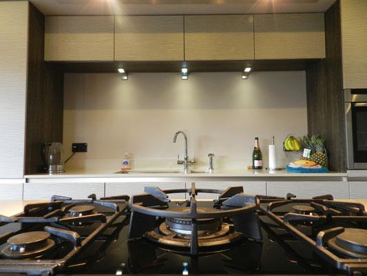Umbau Für Side By Side Kühlschrank : Grifflos küche side by side kühlschrank wohnconcepte
