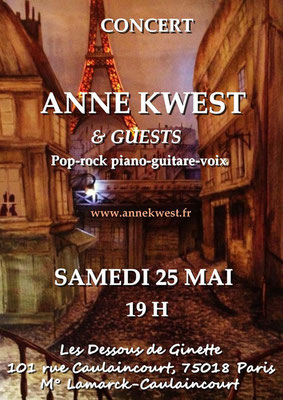 Montmartre, Dessous de Ginette