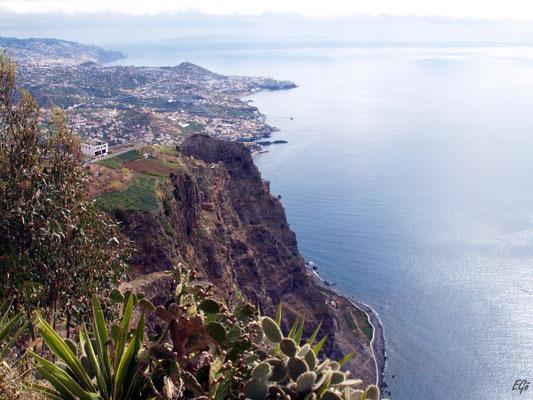 Auf dem Cabo Girao