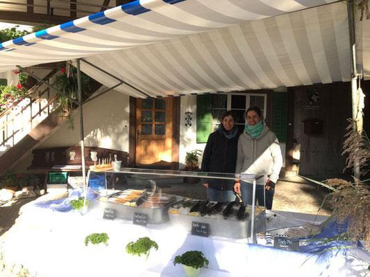Impressionen vom Ochlenberger Märit - Jordi-Hof Bewirtung und Übernachtung auf dem Bauernhof in Ochlenberg