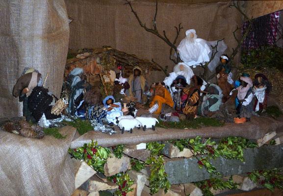 Ochlenberger Weihnachtsweg - Jordi-Hof Bewirtung und Übernachtung auf dem Bauernhof in Ochlenberg