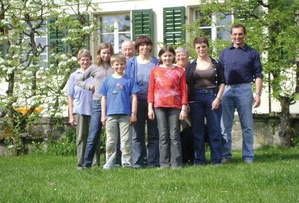 Spycher-Spargeln - Jordi-Hof Bewirtung und Übernachtung auf dem Bauernhof in Ochlenberg