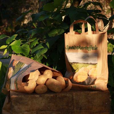 Kartoffeln im Verkauf September 2015