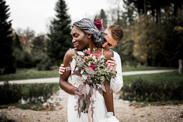Brautpaarfotos Erding Hochzeitsfotografie