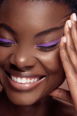 Make Up Artist, african Make Up, Manuela Reiter