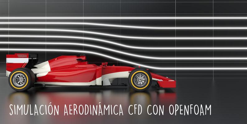 SIMULACIÓN AERODINÁMICA CFD CON OPENFOAM