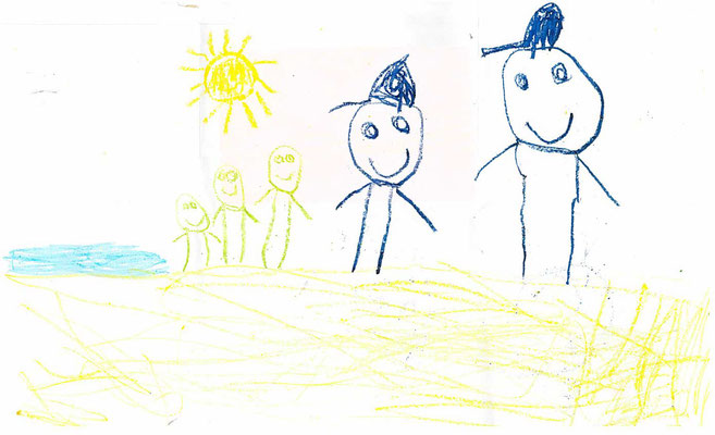"Kyler M., ""At the Beach With My Family"""