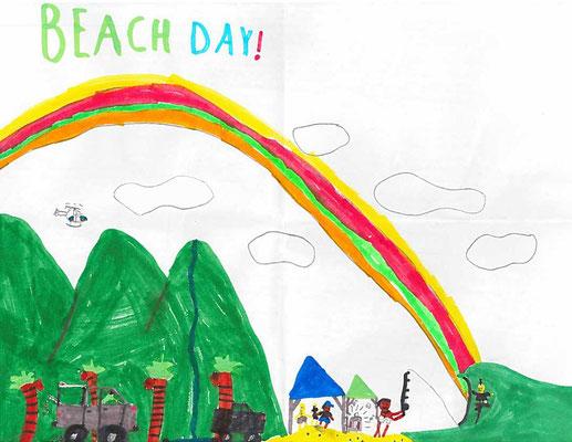 """Kolton M., """"Beachday"""""""