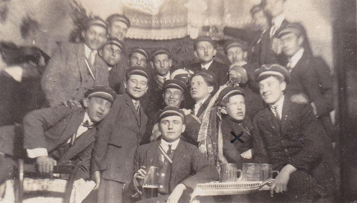 Bierfamilie von Leo Riedl v. Iwa