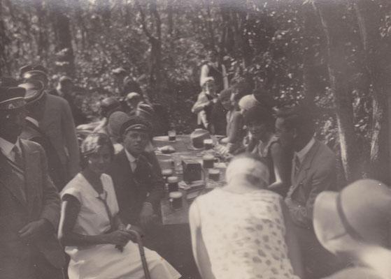 Couleurausflug nach Matzen, 1930