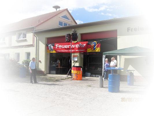 Feuerwehr Fredersdorf