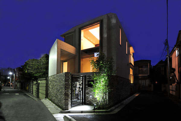 松ヶ丘の家-M邸