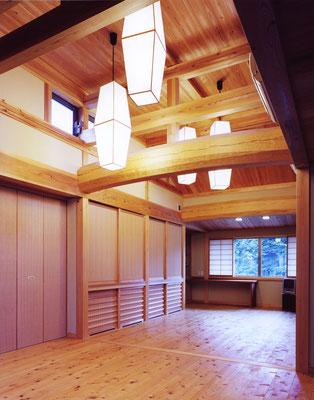 滝乃川-K邸