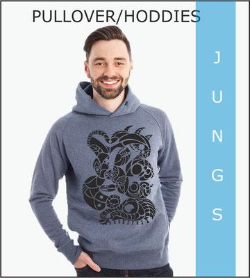 Herren Pullover, Sweater und Kapuzensweater
