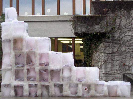 Eis Skulptur, 2006