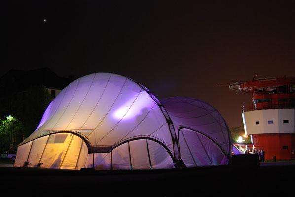 Klassik Open Air, Konzertmuschel, Symphonic Stage, Open Air Bühne, Bremerhaven