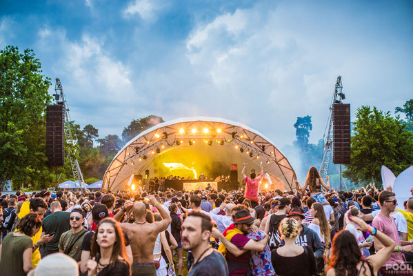 World Club Dome, Frankfurt, Pool Sessions, Bühne, Symphonic Stage, Open Air, Bühne mieten,