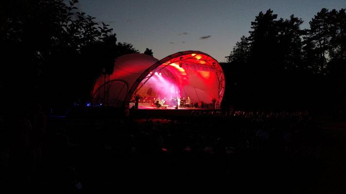 Klassik Open Air, Open Air Bühne mieten, Classic Open Air, Winterthur, Konzertmuschel