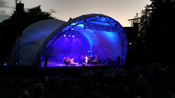 Konzertmuschel, Open Air, Orchester Konzert, Winterthur, Klassik, Bühne mieten,