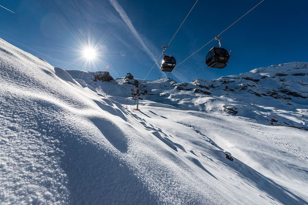 Der Titlis XPRESS