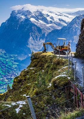 Bergwelten 1 by Marcel Haag