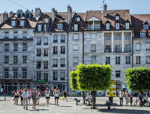 Besançon 5 by Marcel Haag