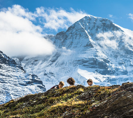 Eiger 2 by Marcel Haag