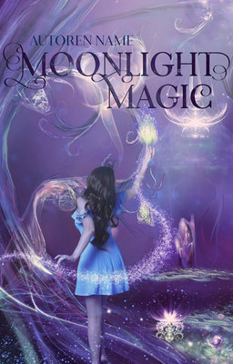 "105€ ~ Premade 11 - ""Moonlight Magic"""
