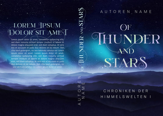"""Premade 57 - """"Of Thunder and Stars"""""""