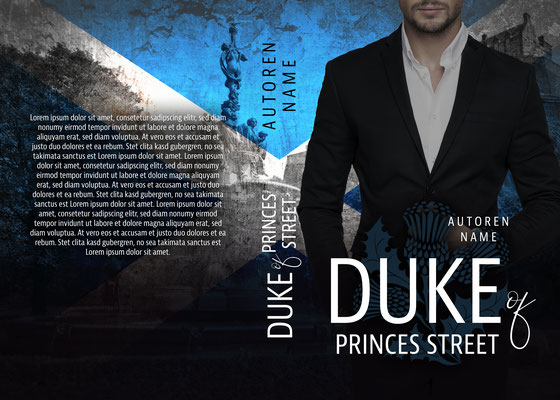 "Premade 46 - ""Duke of Princes Street"""