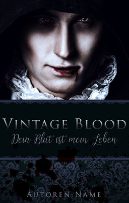 "89€ ~ Premade 09 - ""Vintage Blood"""