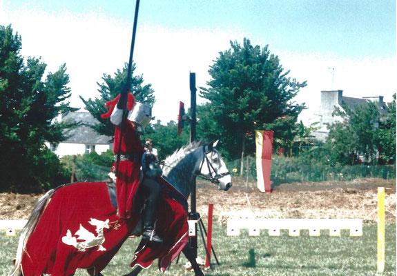 AVEL DRO - BAGAD PAGAN - Pardon de Brendaouez - Guisseny - 1996 - JOUTES