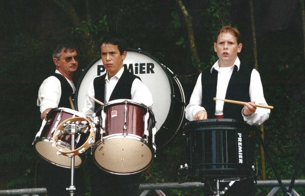 AVEL DRO - BAGAD PAGAN - Pardon de Brendaouez - 2001