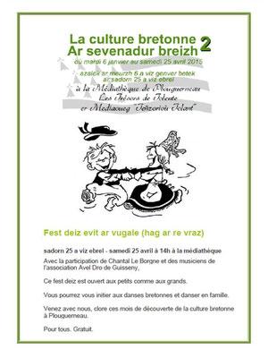 Avel Dro - Fête de la culture Bretonne - Plouguerneau - 2015