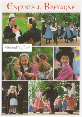 Avel Dro Bagad Pagan - Carte Postale - Fête de la St Loup à Guingamp 99