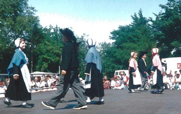 AVEL DRO - BAGAD PAGAN - Pardon de Brendaouez - Guisseny - 1996