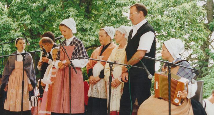 Avel Dro Bagad Pagan - Fête de la St Loup à Guingamp 99